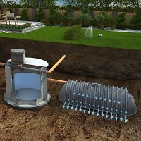 Photo: Stormwater Management for Family Houses